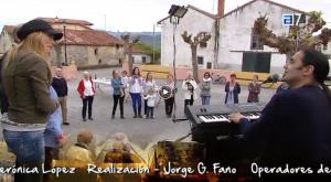 Actuación de Fernando Corujo en el minuto 55:00